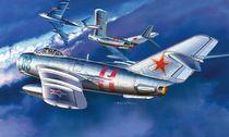 """Maquette d'avion militaire : MiG-17 """"Fresco"""" - 1/72 - Zvezda 07318 7318"""