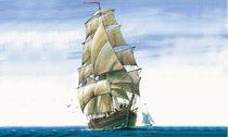 Maquette de navire historique - Voilier Brigantine Anglaise - 1:100 - Zvezda 09011, 9011