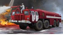 Camion pompiers MAZ-7310 AA-60 1/35 - Trumpeter 1074