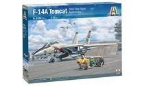 "Maquette avion militaire américain : F-14A ""Tomcat"" - 1/72 - Italeri 01414 1414"