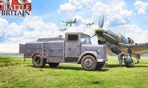 Maquette avion militaire : Opel Blitz Citerne Aérodrome - 1/48 - Italeri 02808 2808 - france-maquette.fr