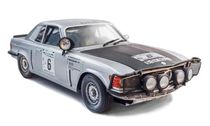 Maquette voiture : Mercedes 450 SLC Bandama Rally - 1/24 - Italeri 3632 03632