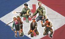 Figurines militaire : Résistants - 1:35 - Italeri 6556 06556