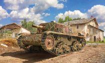 Maquette char : Semovente M42 da 75/18mm - 1/35 - Italeri 6569 06569