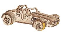 Puzzle 3D / Maquette bois Roadster Roadster