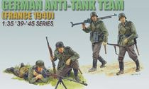 Figurines militaires : Escouade Allemande France 1940 - 1/35 - Dragon 06196 6196