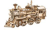 Puzzle 3D / Maquette bois Locomotive - Locomotive LK701