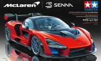 Maquette de voiture de sport : MC Laren Senna - 1/24 - Tamiya 24355