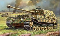 Maquette militaire : Sd.Kfz.184 Ferdinand - 1/72 - Zvezda 05041