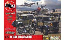 Maquettes militaires : Coffret cadeau D-day 75e anniversaire Air - 1:72 - Airfix 50157