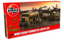 Maquettes militaire : WWII USAAF 8th Air Force Bomber Resupply - 1:72 - Airfix 06304