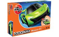 Quick Build - Maquette voiture de sport : McLaren P1™ Green - Airfix J6021