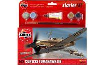 Maquettes avion militaire : Curtiss Tomahawk IIB - Airfix 55101