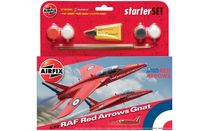 Maquettes avion militaire : RAF Red Arrow - 1:72 - Airfix 55105