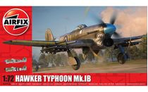 Maquette d'avion militaire : Hawker Typhoon Ib - 1/72 - Airfix 02041A 2041A
