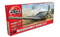 Maquette d'avion militaire : Messerschmitt Bf109E-3/E-4 - 1/48 - Airfix 05120B 5120B