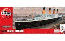 Maquette navire civil : Coffret cadeau R.M.S. Titanic 1:400 - Airfix 50146A