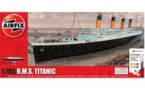 MaquetteR.M.S. Titanic 1:700 -Coffret cadeau anniversaire - Airfix 50164A