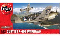 Maquette avion militaire : Curtiss P-40B Warhawk - 1/72 - Airfix 01003B A01003B - france-maquette.fr