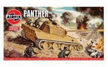 Maquette militaire : Panther Vintage - 1:76 - Airfix A01302V - france-maquette.fr