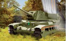 Maquette militaire : Matilda Hedgehog - 1:76 - Airfix 02335V - france-maquette.fr