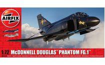 Maquette d'avion militaire : McDonnell Douglas Phantom FG.1 RAF - 1:72 - Airfix 06019 6019 - france-maquette.fr