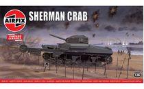 Maquette militaire : Sherman Crab - 1:76 - Airfix 02320V - france-maquette.fr