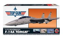 Maquette avion militaire : Top Gun Mavericks F-14A Tomcat - 1:72 - Airfix 00503 A00503 - france-maquette.fr