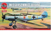 Maquette avion : Messerschmitt Bf109E - 1:24 - Airfix 12002V 012002V - france-maquette.fr