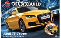 Maquette voiture : QUICKBUILD Audi TT Coupe - Airfix J6034 - france-maquette.fr