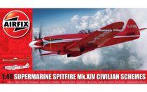 Maquette Supermarine Spitfire MkXIV Race Schemes - 1:48 - Airfix 05139 5139
