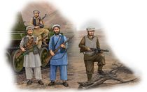 Figurines : Rebels Afghan - 1:35 - Trumpeter 750436