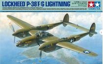 Tamiya 61120 - Lockheed P-38 F/G