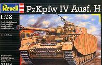 Maquette de char - PzKpfw. IV Ausf.H - Revell 03184