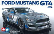 Maquette voiture de sport : Ford Mustang Gt4 - 1:24 - Tamiya 24354 - france-maquette.fr
