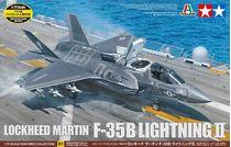 Maquette avion militaire : F-35B Lightning II - 1:72 - Tamiya 60791