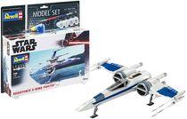 Boîte maquette Star Wars : Model set Resistance X-Wing Fighter - 1/50 - Revell 66744