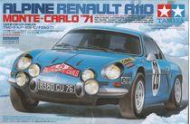 Maquette de voiture : Alpine Renault A110 - 1/24 - Tamiya 24278