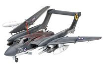 Maquette avion : Model Set Sea Vixen Faw 2 - 1:72 - Revell 63866