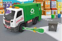 Junior kit : Camion Poubelles - 1/20 - Revell 00808