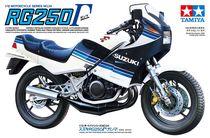 Maquette moto : Suzuki RG250 Gamma - 1/12 - Tamiya 14024