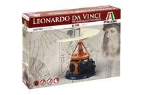 Maquette à thème : Hélicoptère de Léonard de Vinci - Italeri 3110