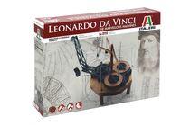 Maquette à thème : Horloge à pendule de Léonard de Vinci - Italeri 03111