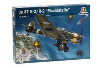 """Maquette d'avion militaire : JU 87 B-2/R-2 """"Picchiatello"""" - 1/48 - Italeri 02769"""