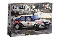 Maquette voiture : Lancia Delta HF Intégrale - 1:24 - Italeri 03658