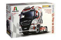 Maquette camion : Iveco E5 Hiway Abarth - 1:24 - Italeri 03934