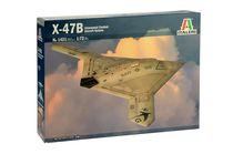 Maquette avion militaire : X-47B - 1/72 - Italeri 01421