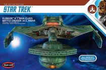 Maquette Star Trek Klingon K'T'inga - 1/350 - Polar Lights 593950