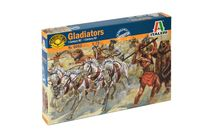 Figurines miniatures : Gladiateurs - 1:72 - Italeri 06062