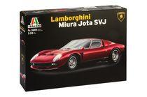 Maquette voiture : Lamborghini Miura - 1:24 - Italeri 03649 3649
